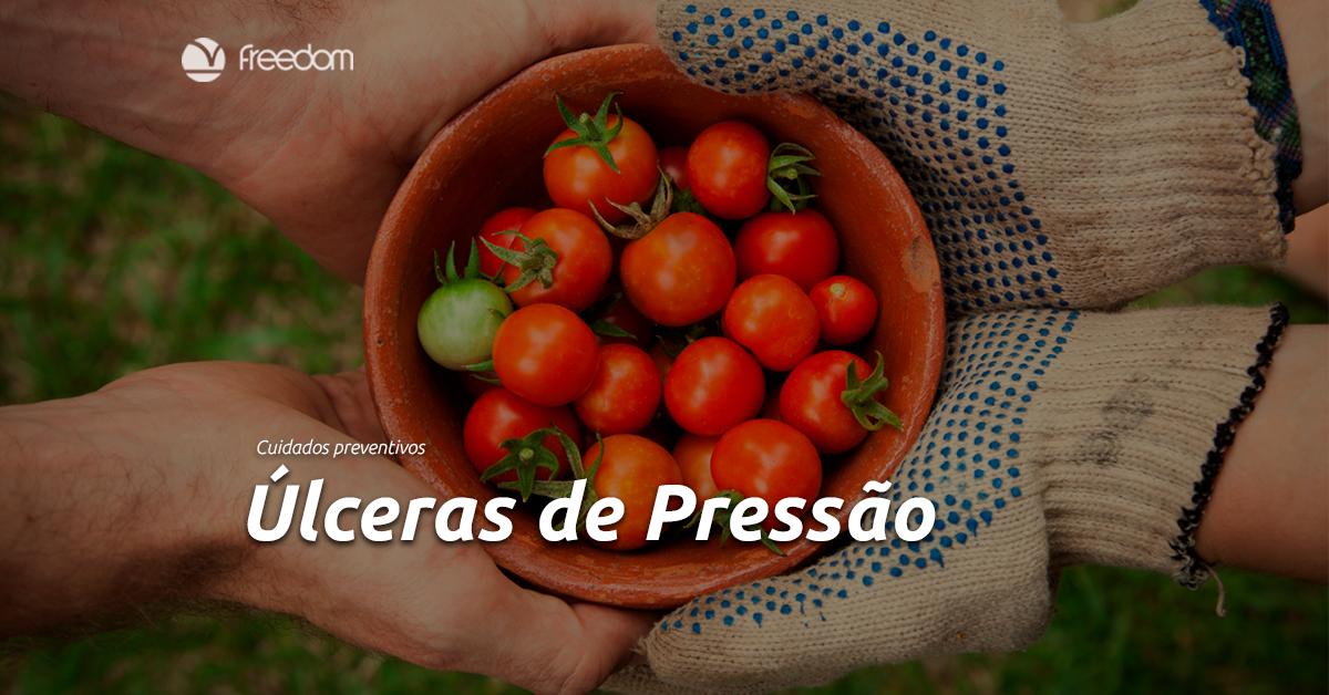 úlcera de pressão: cuidados preventivos